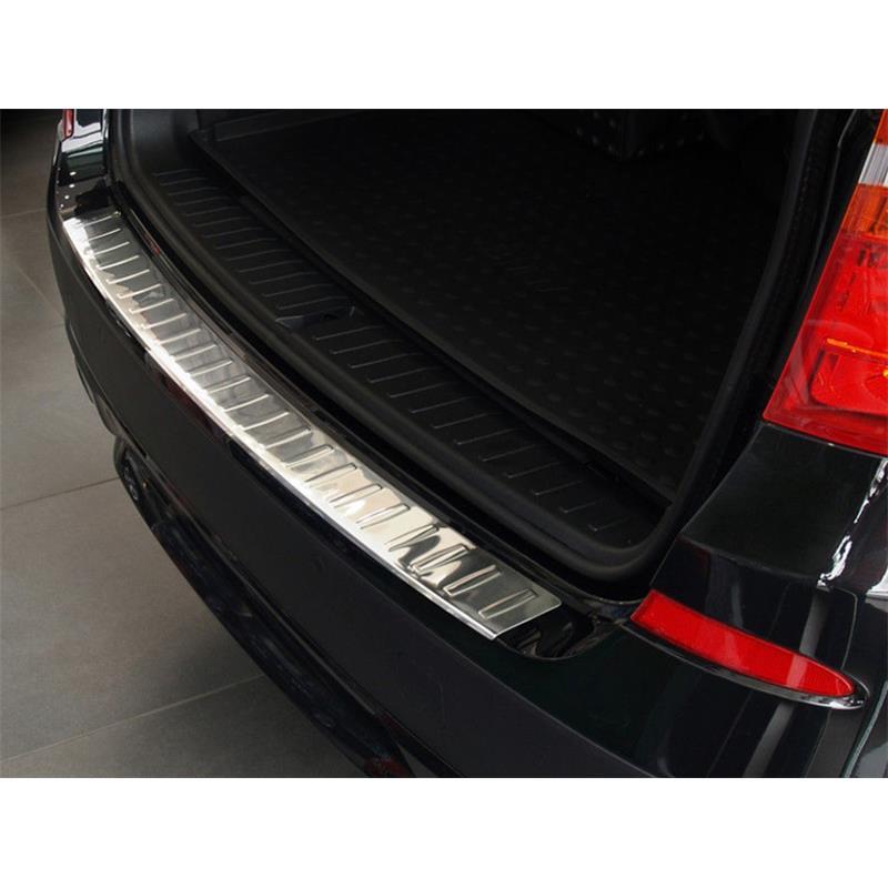 Ladekantenschutz Edelstahl für BMW X3 (F25) ab 11/2010-6/2014