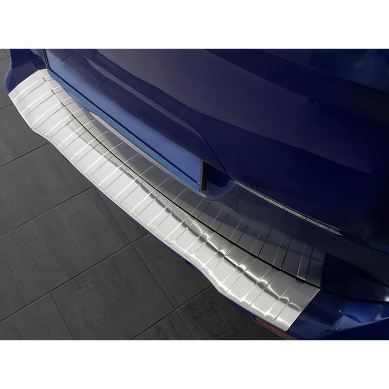 Ladekantenschutz Edelstahl für Ford Tourneo/Transit Courier ab 6/2014