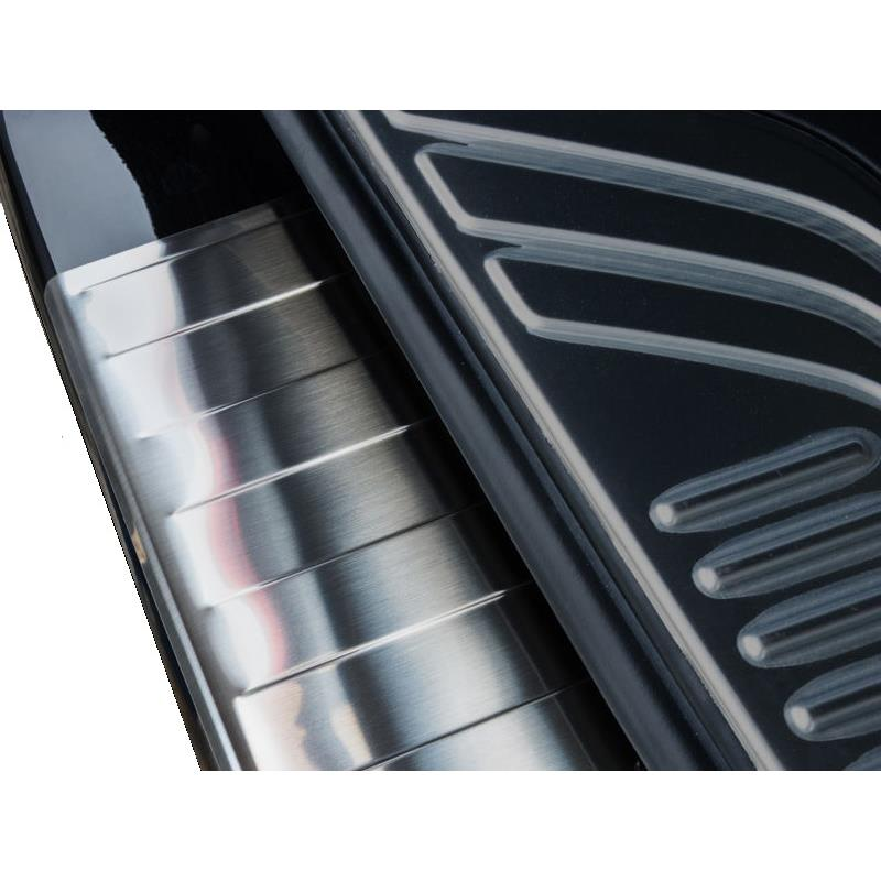 Gummimatten Gummifussmatten 3D PRO-LINE fur Ford Mondeo V ab 2014
