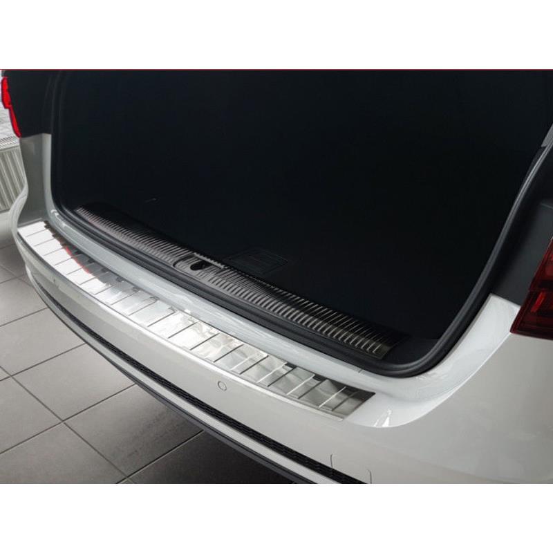 Ladekantenschutz Edelstahl für BMW 3er Touring (F31) ab 9/2012-8/2019