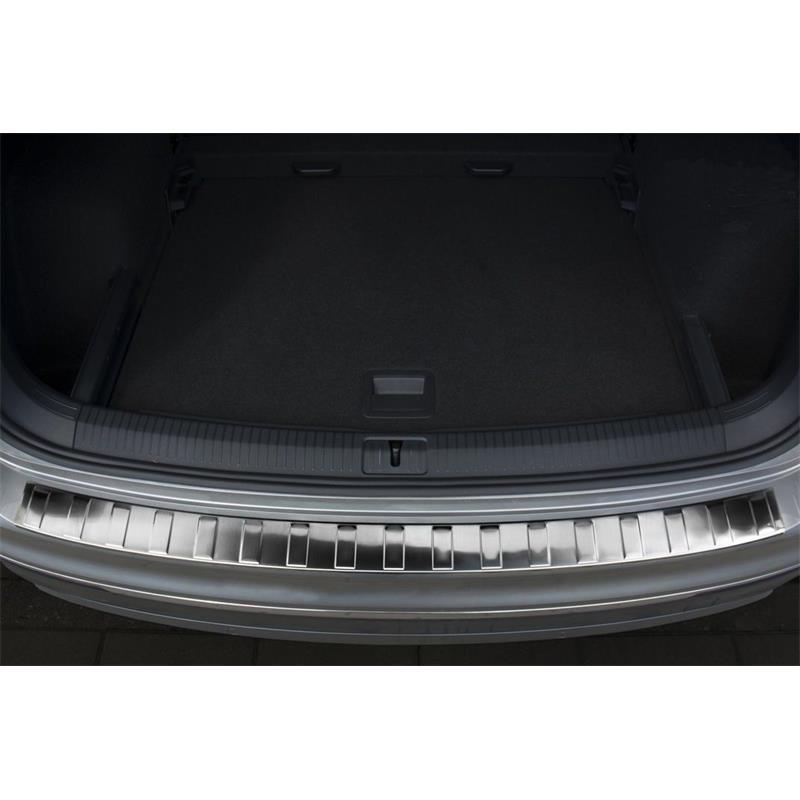 Ladekantenschutz Edelstahl für VW Tiguan ab 2016/VW Tiguan Allspace ab 2017