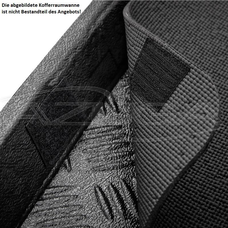 Stoßstangenschutz-Matte/Antirutsch-Matte 80 x 65 cm