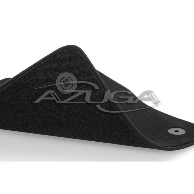 auto fu matten velours f r skoda octavia iii ab 2013 5e. Black Bedroom Furniture Sets. Home Design Ideas