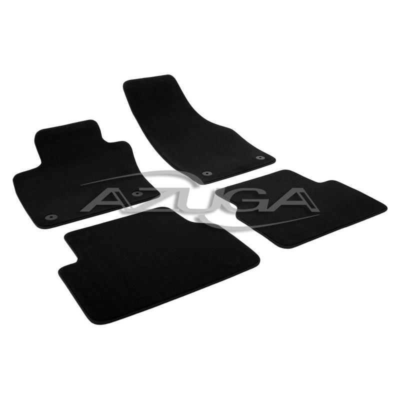 Auto Fußmatten Velours für Audi Q3 ab 2011-10/2018