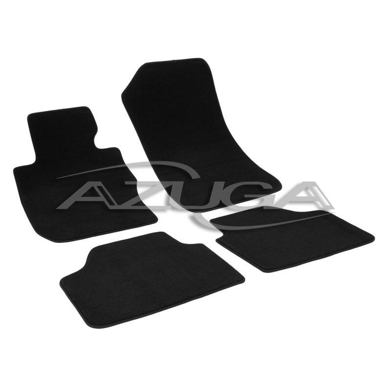 Auto Fußmatten Velours für BMW X1 s-drive ab 2010 (E84)