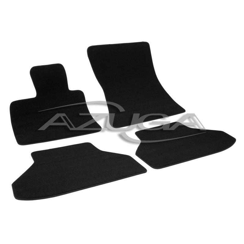 Auto Fußmatten Velours für BMW X5 ab 2007 (E70)/X6 ab 2008 (E71/E72)
