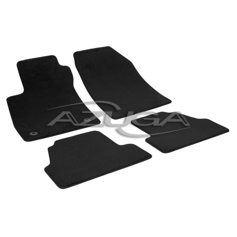 Auto Fußmatten Velours für Chevrolet Trax/Opel Mokka ab 2012
