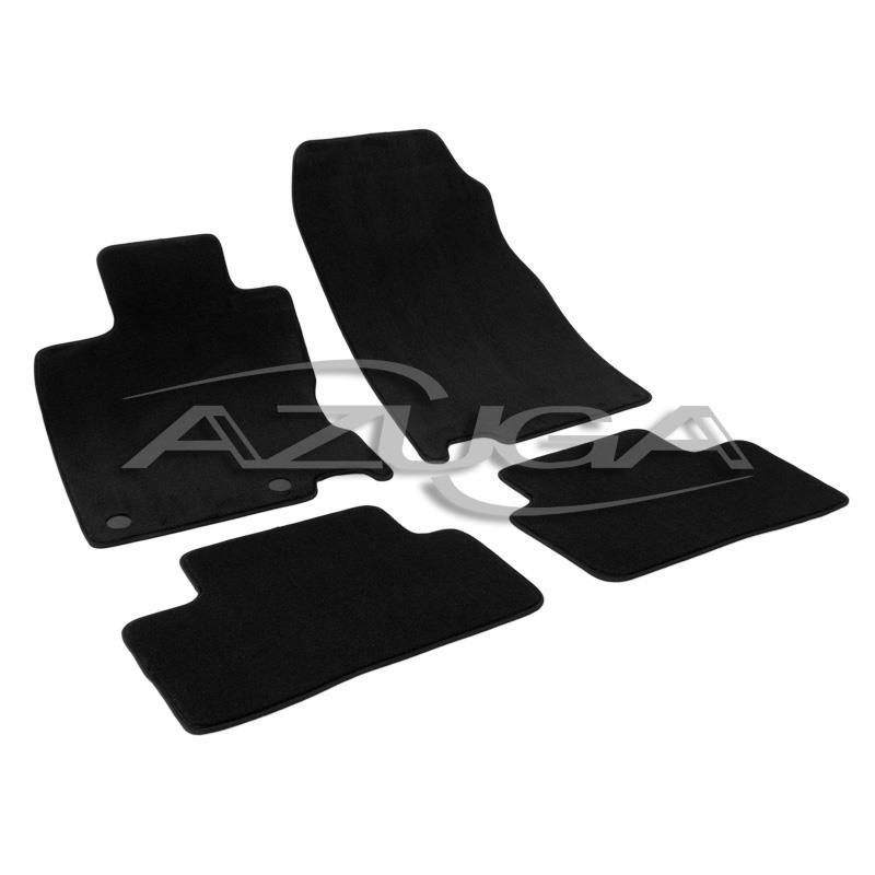 auto fu matten velours f r renault kadjar ab 2015 azuga. Black Bedroom Furniture Sets. Home Design Ideas