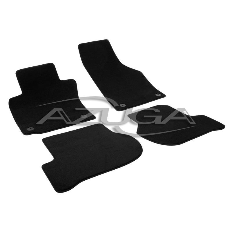 auto fu matten velours f r skoda octavia ii ab 2005 1z. Black Bedroom Furniture Sets. Home Design Ideas