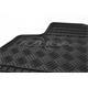 Gummi-Fußmatten für Audi A4 ab 2015 (8W/B9) / A5 Sportback ab 9/2016