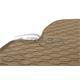 Gummi-Fußmatten für VW Tiguan ab 2007