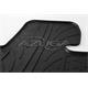 Gummi-Fußmatten für BMW 4er (Gran) Coupé (F32/F36) ab 2014 (nur x-drive)