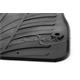 Gummi-Fußmatten für Citroen Berlingo/Peugeot Partner Tepee ab 5/2008-7/2018