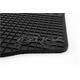Gummi-Fußmatten für Citroen C1/Peugeot 108 ab 4/2014