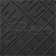Gummi-Fußmatten für BMW i3 ab 2013
