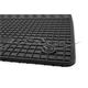 Gummi-Fußmatten für Ford Transit ab 5/2014