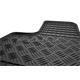 Gummi-Fußmatten für Audi A3 Sportback ab 2013/Seat Leon ab 2013/VW Golf 7 ab 2013/VW Golf 8 ab 2020