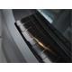Ladekantenschutz Edelstahl für Opel Crossland X ab 2017 (schwarz)