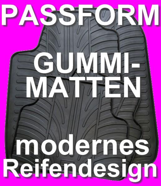 Gummimatten-Gummi-Fussmatten-fuer-Audi-A4-ab-2001-8E-B6-B7