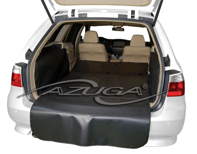hoher kofferraumschutz bootector f skoda kodiaq 7 sitze. Black Bedroom Furniture Sets. Home Design Ideas