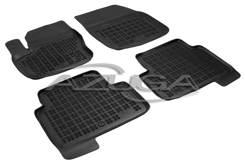 3d gummi fu matten f r ford kuga ii ab 3 2013 hohe. Black Bedroom Furniture Sets. Home Design Ideas