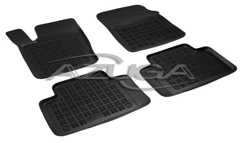 3D Gummi-Fußmatten für Jeep Cherokee WK2 ab 2010 Hohe Gummimatten Automatten