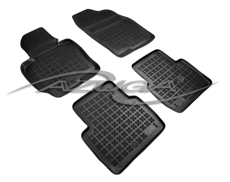 mattenprofis velours logo fu matten f r mazda cx5. Black Bedroom Furniture Sets. Home Design Ideas