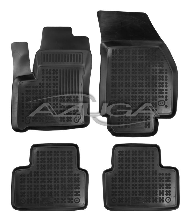 3d gummi fu matten f r opel meriva b ab 5 2010 hohe gummimatten automatten ebay. Black Bedroom Furniture Sets. Home Design Ideas