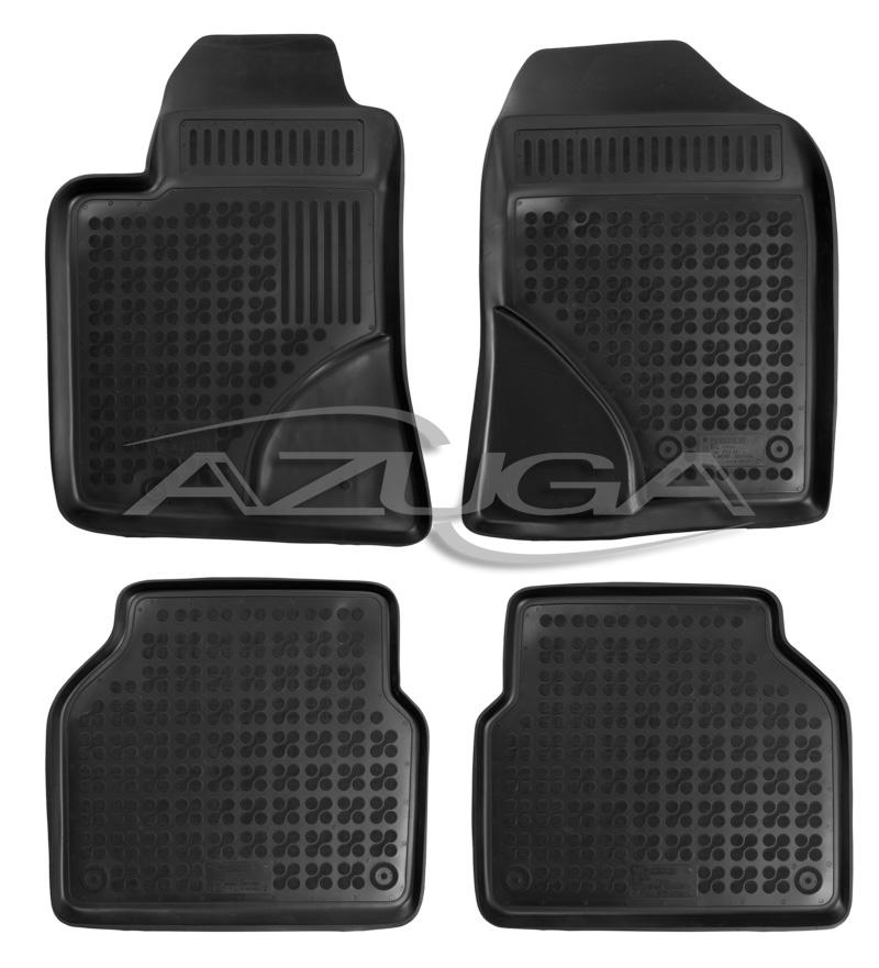 3d gummi fu matten f r toyota avensis t25 2003 2008 gummimatten automatten ebay. Black Bedroom Furniture Sets. Home Design Ideas