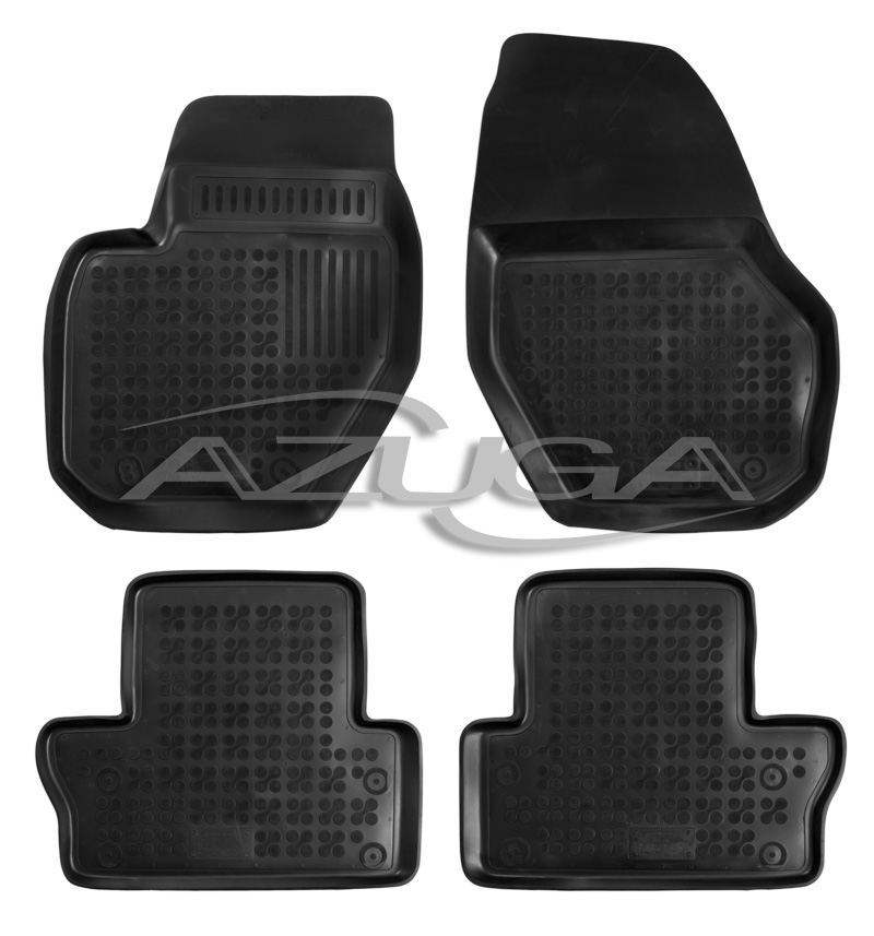 3d gummi fu matten f r volvo xc60 ab 2008 v60 ab 11 2010. Black Bedroom Furniture Sets. Home Design Ideas