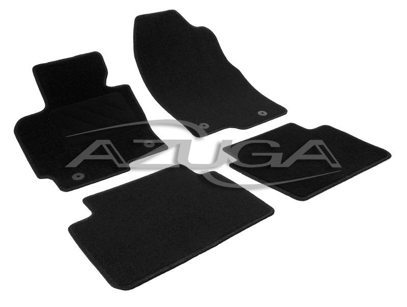 VeloursFußmatten für Mazda CX5 ab 2012 Automatten