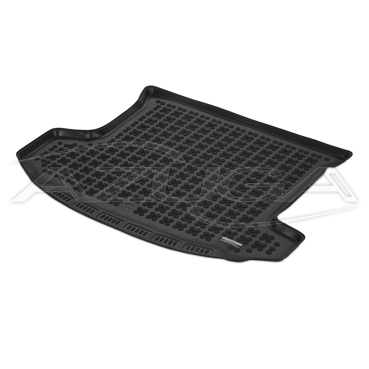 premium antirutsch gummi kofferraumwanne skoda kodiaq 7. Black Bedroom Furniture Sets. Home Design Ideas