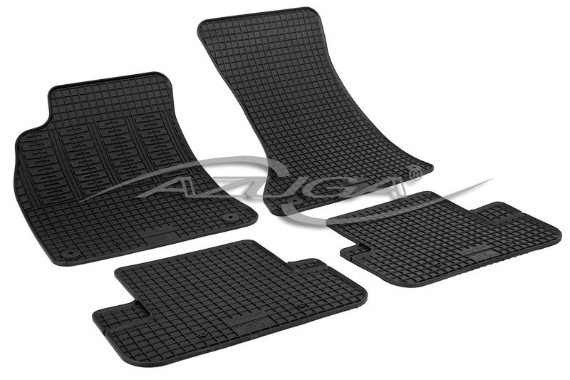 Gummimatten für Audi A4 (8K/B8) A5 Sportback ab 2008 Gummi-Fußmatten Automatten