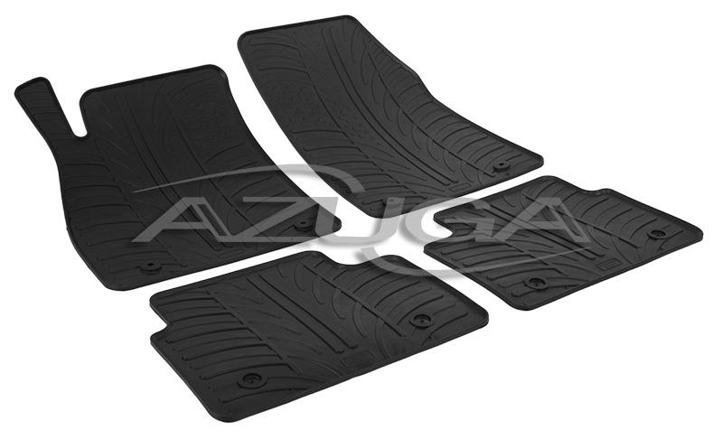 gummimatten f r opel insignia sports tourer m clips ebay. Black Bedroom Furniture Sets. Home Design Ideas