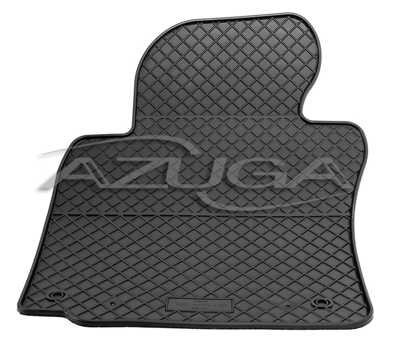 design gummimatten f r skoda octavia ii 1z 2004 2012. Black Bedroom Furniture Sets. Home Design Ideas