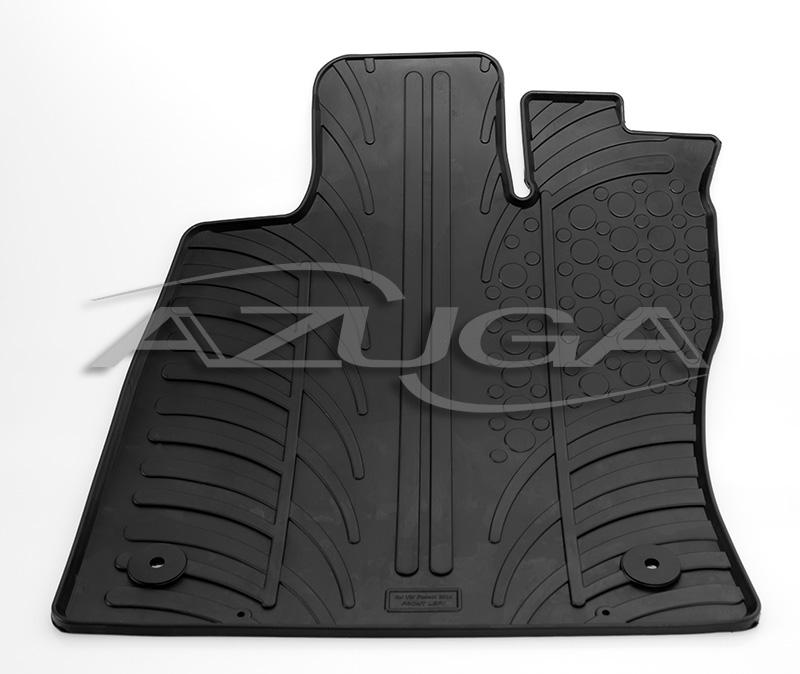 design gummimatten f r vw passat 3g b8 ab 11 2014 gummi. Black Bedroom Furniture Sets. Home Design Ideas