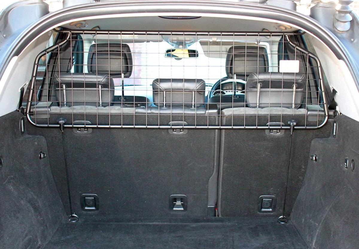Mercedes Trenngitter W Einbau