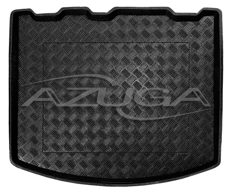 Kofferraumwanne ohne Antirutsch-Matte für Ford Kuga ab 3/2013 tiefer Ladeboden