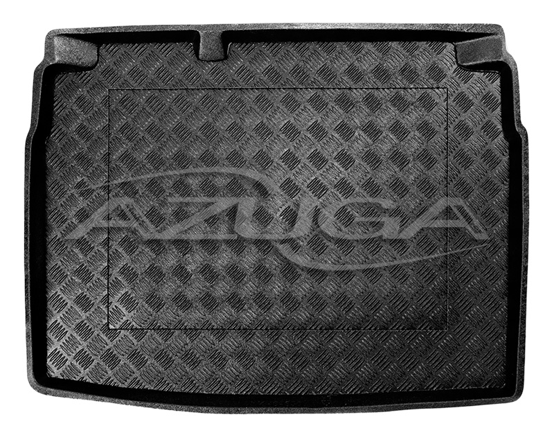 Kofferraumwanne ohne Antirutsch-Matte f. VW Golf 5/6 V/VI Limousine tiefer Boden