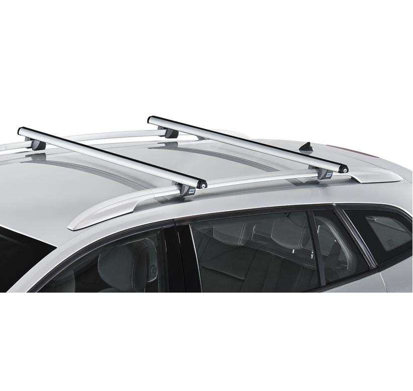 aluminium dachtr ger relingtr ger f r vw golf 4 5 6 7. Black Bedroom Furniture Sets. Home Design Ideas
