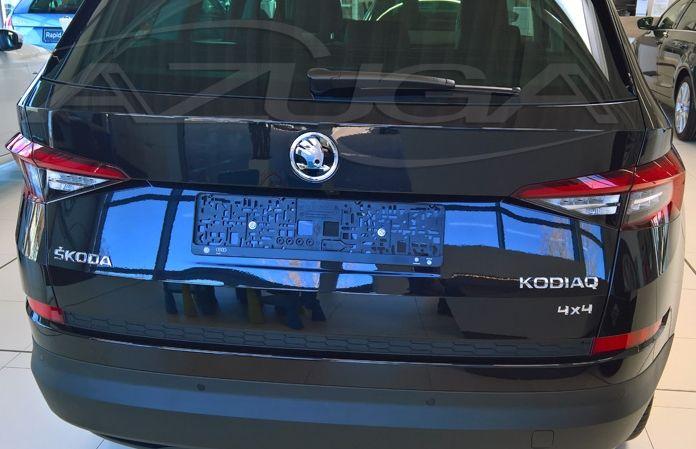 Kofferrauschutz Skoda Kodiaq