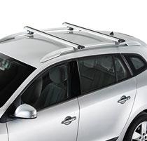 Relingträger - Fahrzeuge mit Reling