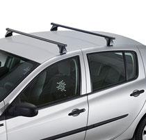 Dachträger - Fahrzeuge ohne Reling